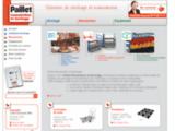 Solutions de stockage et manutention pour industrie, commerce et collectivités - Paillet Manutention et Stockage