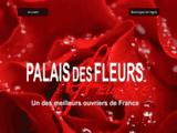Palais des Fleurs : vente de bouquets de fleurs naturelles en ligne