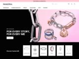 Pandora - Bijoux or et en argent