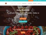 Papa Piadine : Foodtruck, E-boutique & Traiteur italien à Poitiers (86)