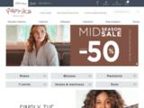 Boutique en ligne de vêtements grande taille pour des femmes au top de la mode