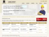 Paraco Services Parajuridiques inc. : incorporation de compagnie et service de tenue de livres