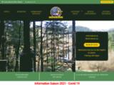 Parc Aventure proche de Lyon, Roanne et Villefranche sur Saone - Le parc La Foret de l'Aventure vous accueille au coeur du Beaujolais au Lac des Sapins