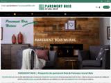 Parement Bois : une société de vente de revêtements muraux