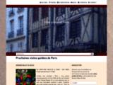 Visites guidées de Paris avec Ekaterina