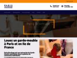 Paris Stockage | Garde meubles, transfert et déménagement à Paris
