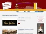Vos restaurants à Paris et boutiques | parisresto-parisboutique