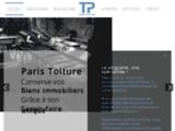 Paris Toiture, entreprise de charpente couverture et pose de fenêtre de toit.