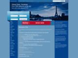 Vacances à Paris et Hotels dans Paris - Cartes, Paris la nuit, Voyage et Tourisme