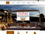 diner croisiere paris - Paris Yacht 1 : déjeuner et diner croisière en yacht et bateau privé à Paris