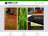 Le spécialiste de la vente de parquet en bambou