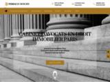 Pascal Perrault, avocat en droit immobilier à Paris