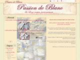Linge ancien - Passion de Blanc - Linge ancien - Antique & Vintage French linen