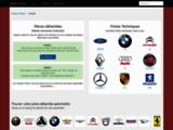 Pièces détachées automobiles, achat, vente, annonces gratuites