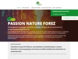 Passion Nature Forez : travaux paysagers et forestiers à Chambéon