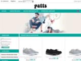 Sneakers vintage : Patt's