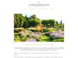 LE PAVILLON DE GALON - Hotel, B&B and Luxury Guest House in Cucuron - Luberon - Provence B B France