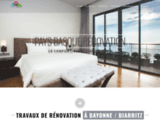 Rénovation de maison sur la côte basque