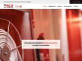 Société spécialisée dans la protection incendie en Belgique