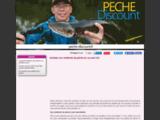 Peche-Discount.fr, La pêche de qualité à prix discount !