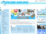Peche-Online, vente de materiel de peche et chasse à bas prix