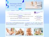 Véronique Leyris, pédicure podologue à Gagny (93) : soins des pieds au cabinet ou à domicile