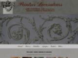 peintre décorateur, meuble peints, décoration peinture trompe oeil, restauration meuble maison, peinture faux marbre