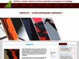 Fabrication d'articles scolaires et de bureaux en Tunisie, fabrication d'articles de publicite en Tunisie : Perfecta