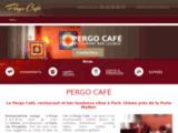 Diner au resto Lounge paris 16-Pergo Café