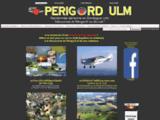 Aéro-Club Perigord ULM, Randonnée aérienne en Dordogne, vol d'initiation, baptême, stage de pilotage en ulm multiaxe. Photos du périgord vu du ciel
