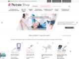 Perineeshop.com : boutique en ligne d'appareils, de dispositifs médicaux et d'accessoires pour la rééducation du périnée.