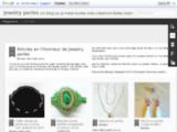 bijoux, perles, collier, bracelet, boucles d