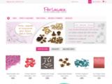 Perlasara : Perles et loisirs - Perles et Apprêts pour vos Bijoux - Perlasara Perles et Loisirs