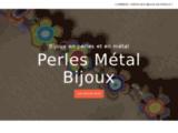 Accueil - Perles Bijoux Metal Fabriquer vos propre Creations