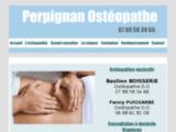 Cabinet d'Ostéopathie Perpignan