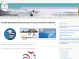 Petanque en morbihan,CD56 FFPJP, le site officiel.