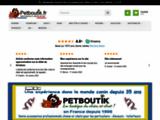 Votre animalerie en ligne a prix discount, accessoires et jouets pour chien et chat. - PetBoutik