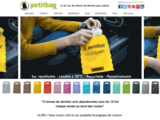 Le 1er sac de collecte de déchets pour voiture | petitbag.com