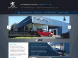 Peugeot Automobiles Nicolas et Garage de l'est à Bois-Guillaume et Franqueville Saint Pierre
