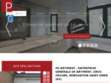 Entreprise de bâtiment St Omer : travaux tous corps d'état 62