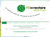 Gestion de patrimoine arboré - Pg inventaire