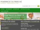 Pharmacie à Aubigny sur Nère dans le Cher (18) – Pharmacie du Marché