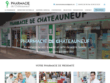 Pharmacie à Châtellerault dans la Vienne (86)