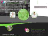 Accueil de vos Pharmacies SAAD dans la Sarthe (72)