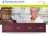 Pharmacie de la Route à Saint-Jean-d'Assé (72)