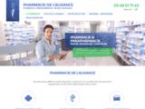 Pharmacie à Migné-Auxances (86)