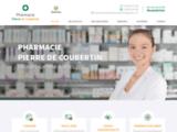 Pharmacie Pierre de Coubertin
