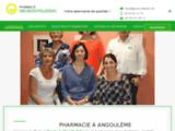 Pharmacie Ribondin Pellereau à Angoulême (16)