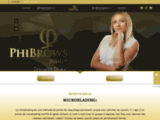 PhiBrows, la meilleure académie de Microblading au monde