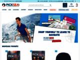 Picksea : Vêtements marins et accessoires marins pour le sport nautique et la plaisance